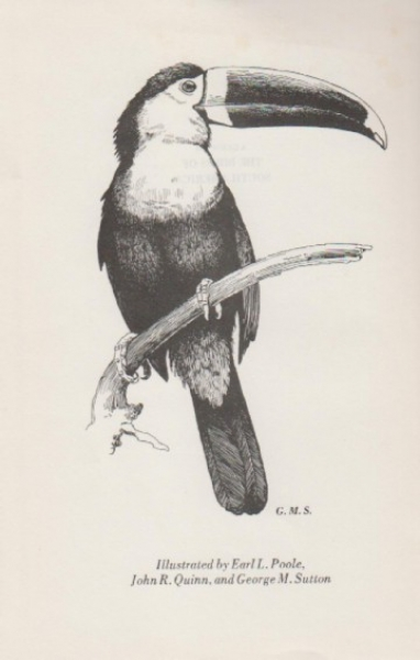 Schauensee, R. M. d.: A guide to the birds of South America